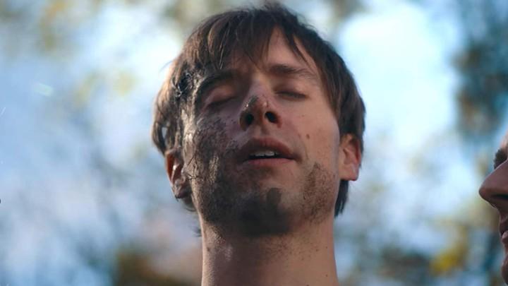 "David Rysdahl plays the journalist Jeff Sharlet in Netflix's ""The Family."""
