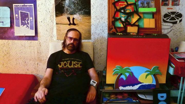 A press image of David Berman