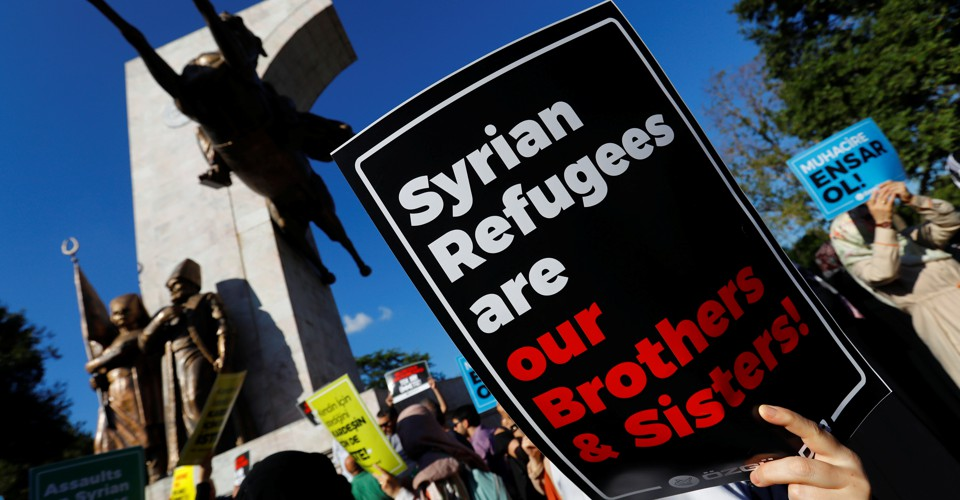 Europe's Complicity in Turkey's Syrian-Refugee Crackdown