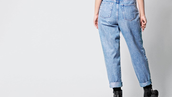 How Mom Jeans Became Cool (Again) , The Atlantic