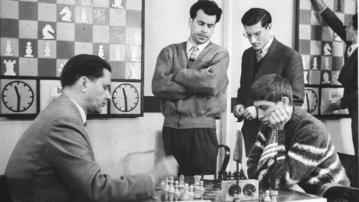 Pal Benko, Shelby Lyman, and Chess's Bobby Fischer Era - The