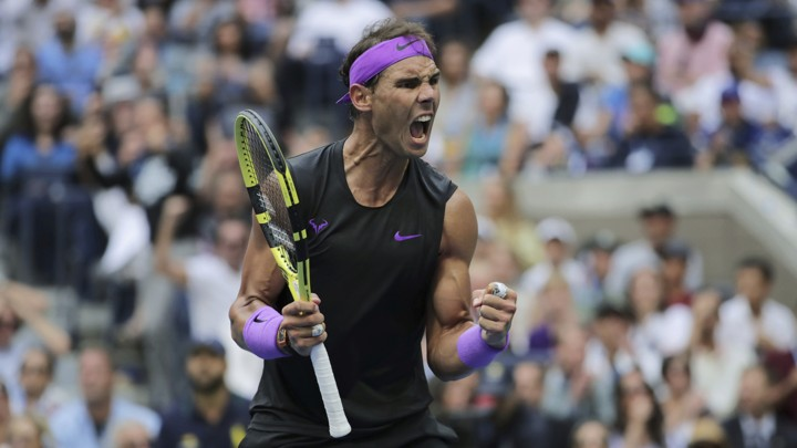 U.S. Open: Rafael Nada...