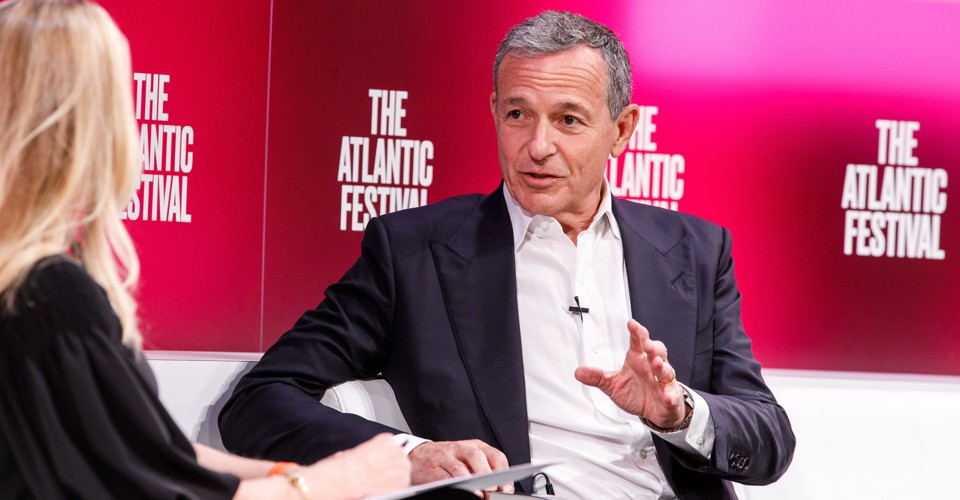 Disney's Bob Iger gets why the workers want the boss to be political