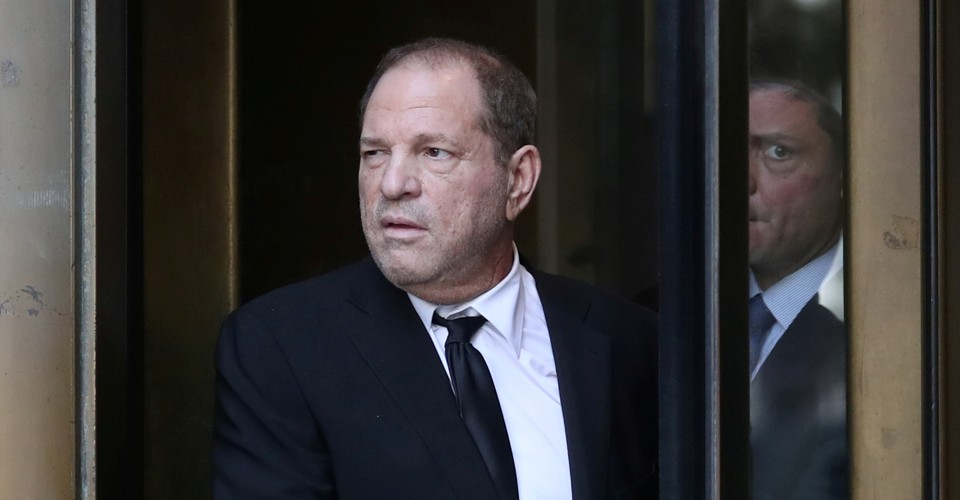 The Plan to Make Harvey Weinstein 'the Hero of the Story'