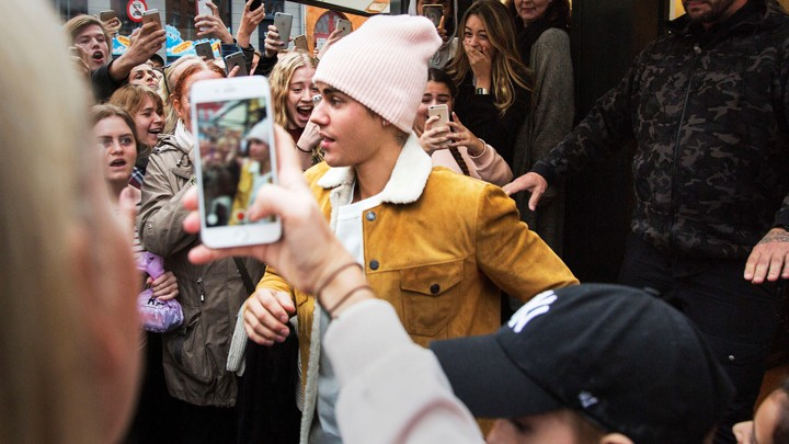 Justin Bieber's Drug-Recovery Message: You're Not Alone