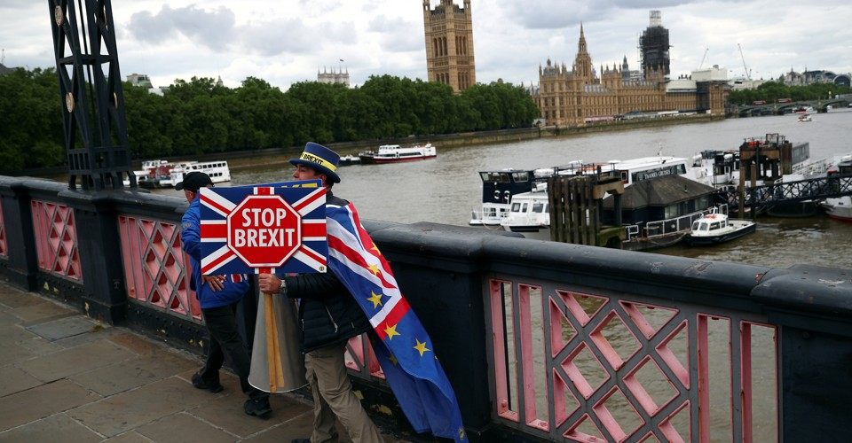 Can This Small Party Stop Brexit?