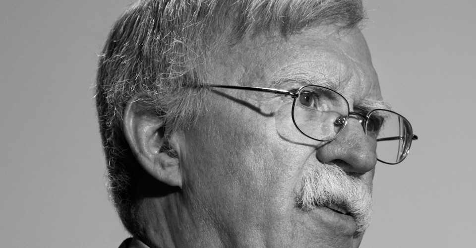 John Bolton Will Hold This Grudge