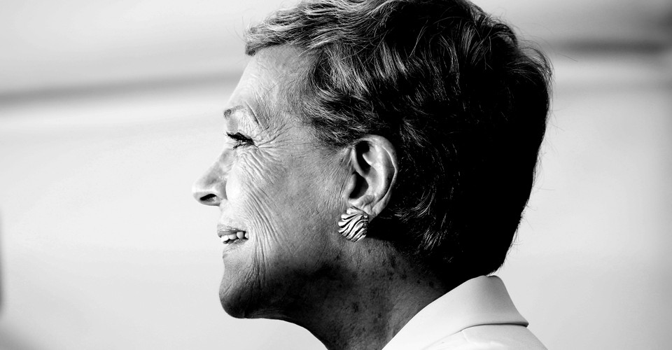 Julie Andrews Wants to Focus on the Work