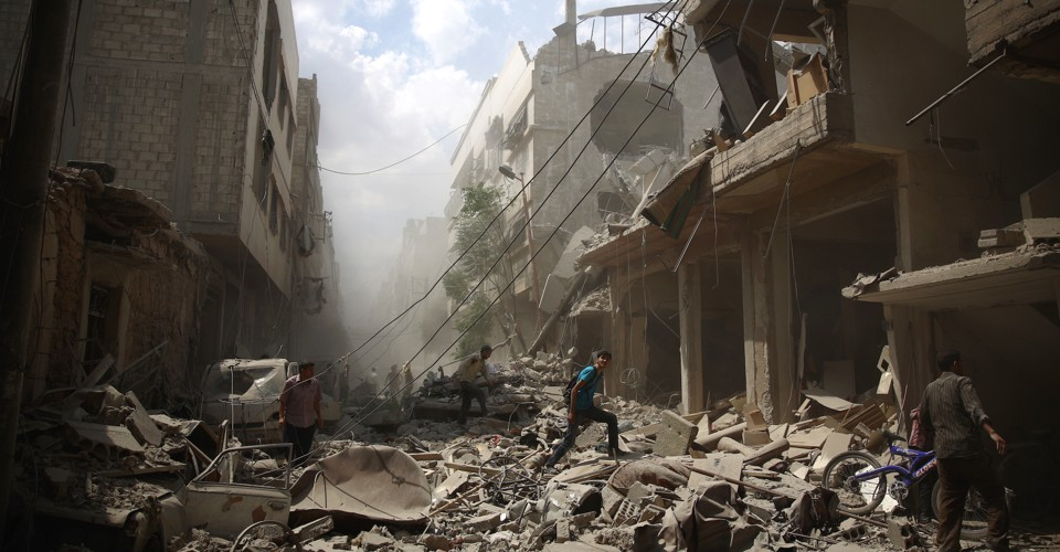 In Syria, We Made the Best of Dismal Options