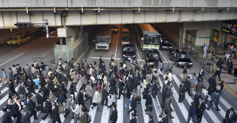 Japan's Changing Face of Depression