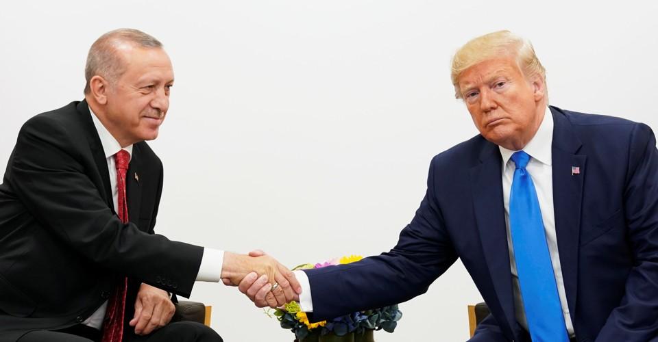 Trump Is Complicit in Erdoğan's Violence