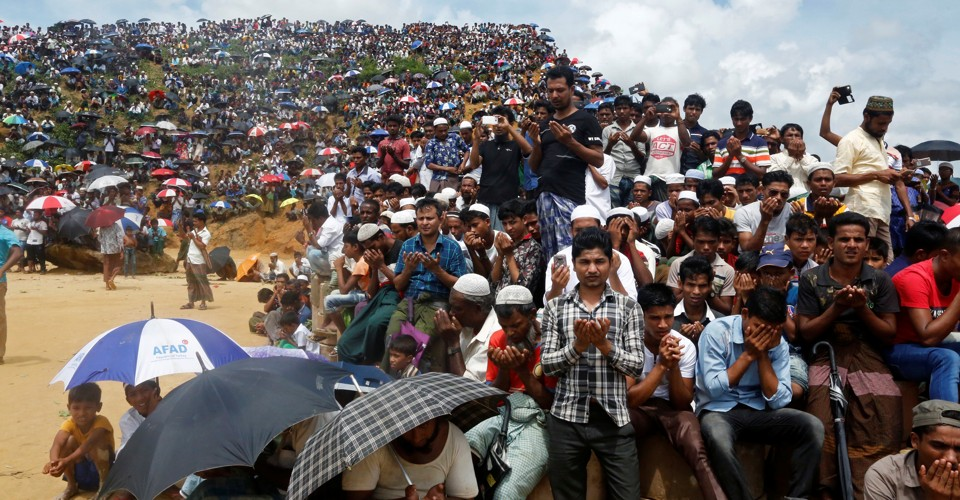 No One Knows International Law's Failures Better Than the Rohingya