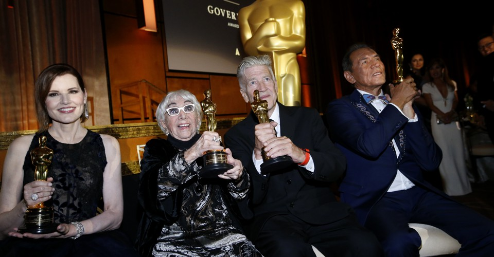 The Honorary Oscars Fixes Old Mistakes: Governors Awards
