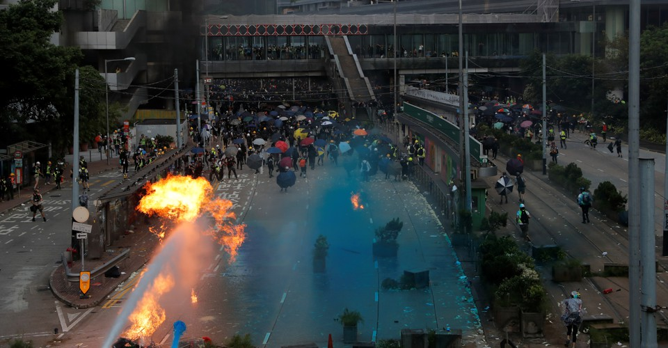 Fear of Fatality in Hong Kong