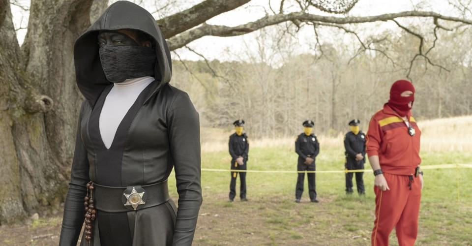 'Watchmen' Is a Blistering Modern Allegory