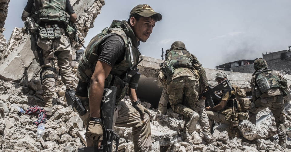 The Forever War Fought by America's Allies
