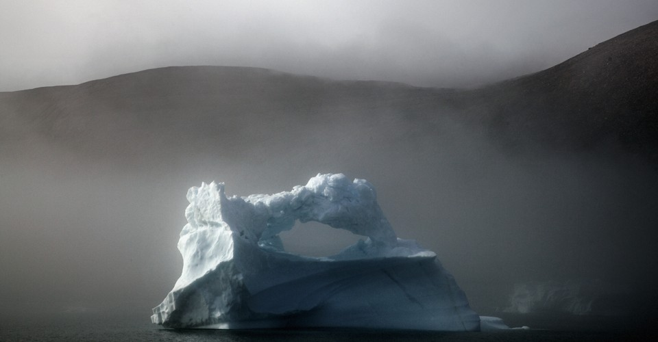 The Lawless Race to Harvest Arctic Icebergs