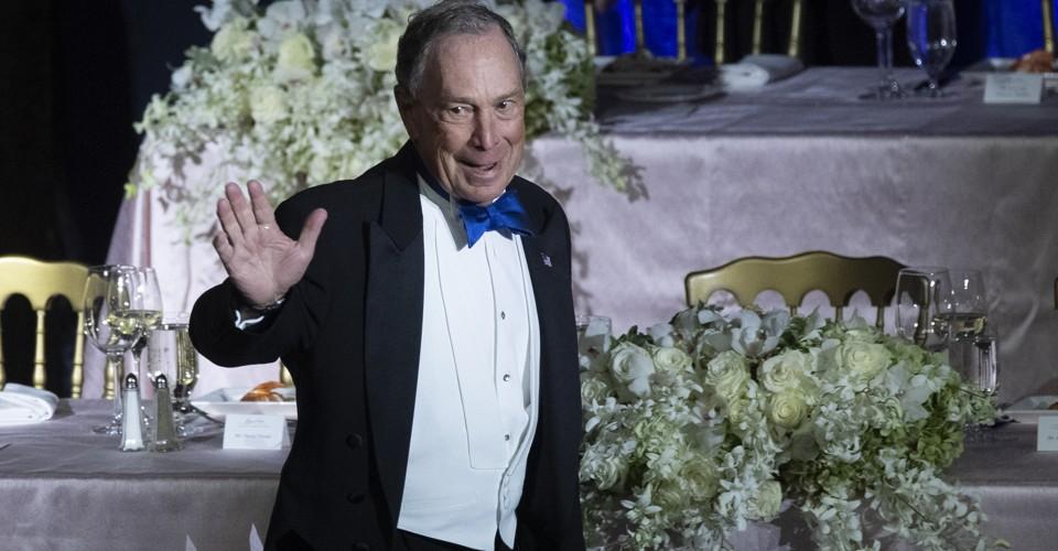 Michael Bloomberg's Gift to Elizabeth Warren