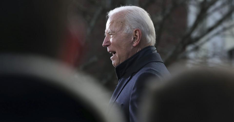 Joe Biden Is Schrödinger's Candidate