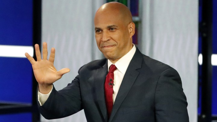 Image result for cory booker