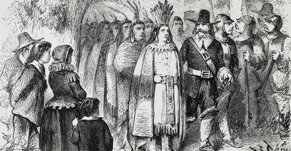The Violent Politics of the First Thanksgiving