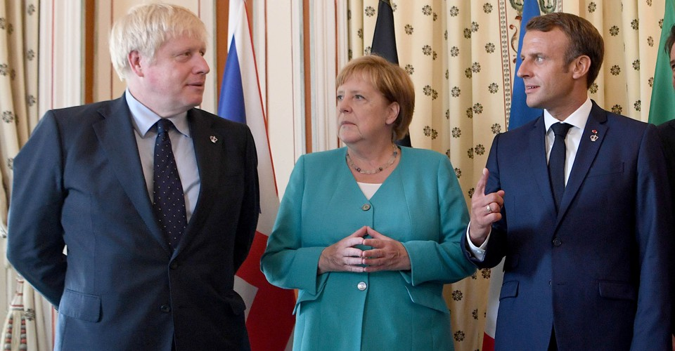 Britain and Europe Are Destined to Be Rivals