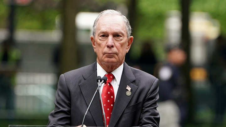 THE ATLANTIC – Here's What Should Disqualify Michael Bloomberg