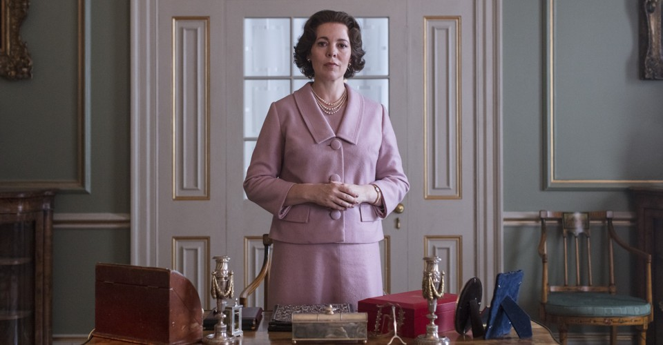 How The Crown, and Its Clothes, Transform Power