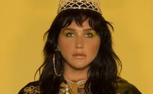 A publicity photo of Kesha.