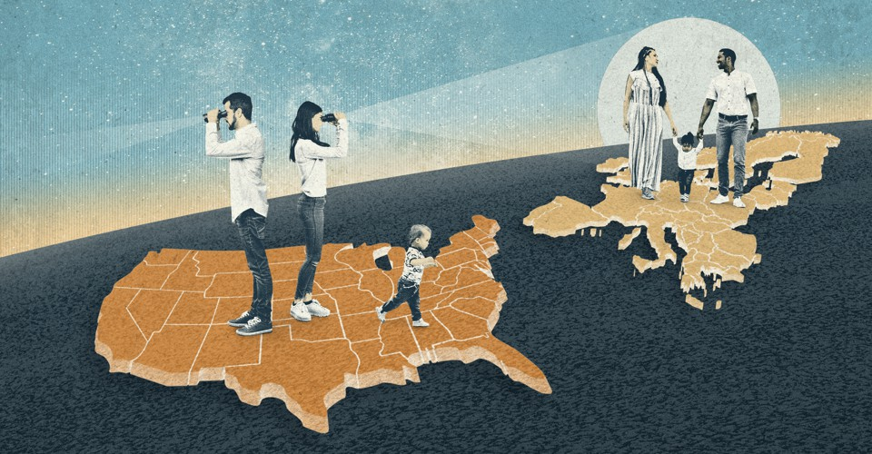 Why Are Americans So Fascinated by European Parenting?