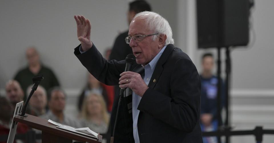 Why Bernie Sanders Is No Jeremy Corbyn