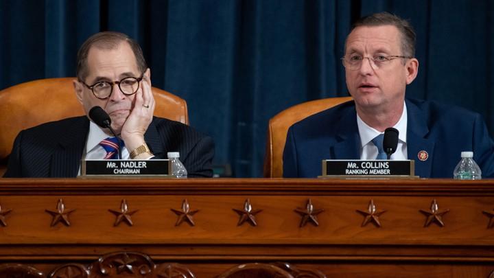 Republican judiciary members Nadler and Collins
