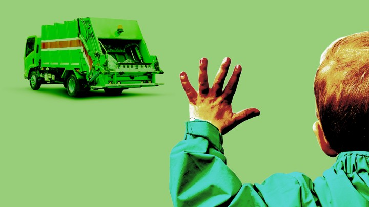 Why Are Trucks So Expensive >> Why Kids Love Garbage Trucks The Atlantic