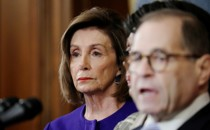 Nancy Pelosi and Jerry Nadler