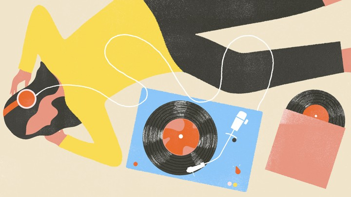 Vinyl Records and Music cover image