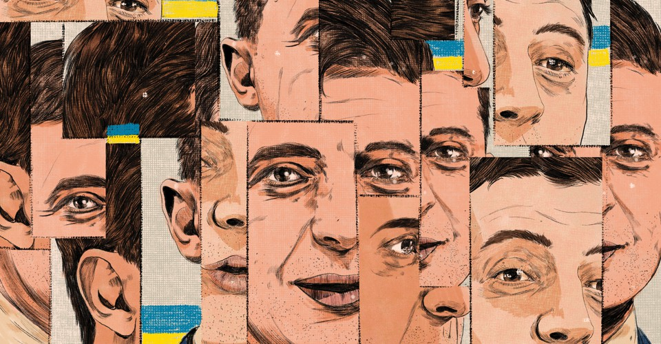The Betrayal of Volodymyr Zelensky