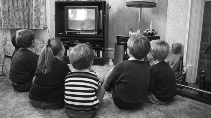 Television cover image