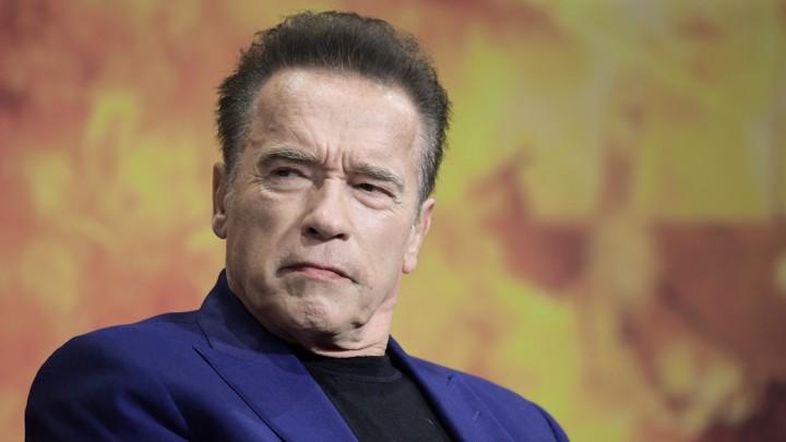 Arnold schwarzenegger 2020