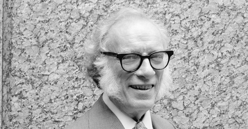 Isaac Asimov's Throwback Vision of the Future