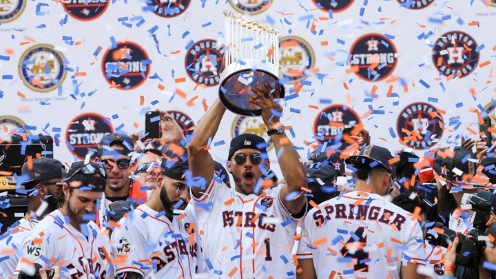 Astros World Series >> How Not To Solve The Astros Sign Stealing Scandal The