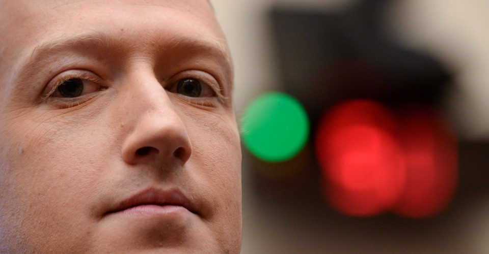 Hillary Clinton: Mark Zuckerberg Is 'Trumpian' and 'Authoritarian'