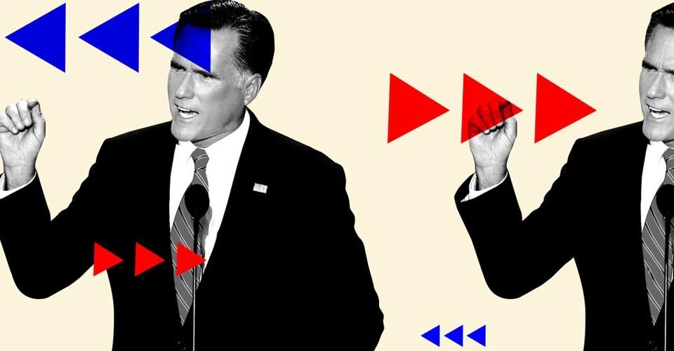 How Mitt Romney Decided Trump Is Guilty