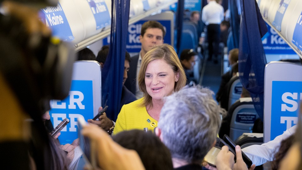 <em>The Ticket: </em>South Carolina, with Jennifer Palmieri