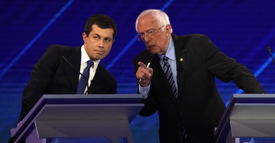 The 2020 U.S. Presidential Race: A Cheat Sheet