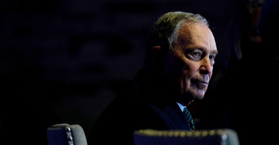 What Does Michael Bloomberg Think He's Doing?