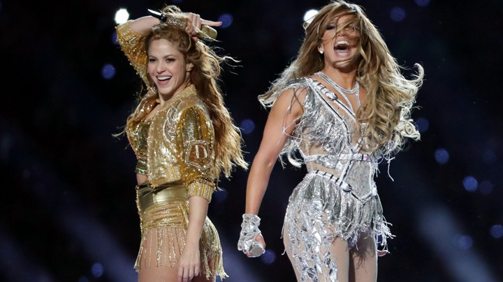 Image result for j lo shakira""