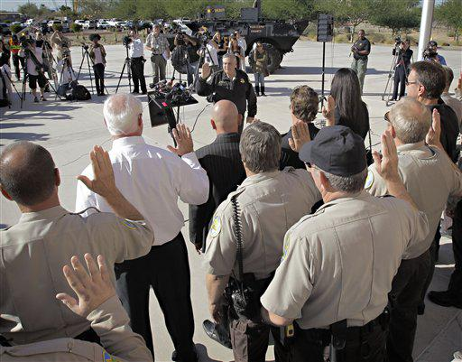How Maricopa County Sheriff Joe Arpaio Ended Up in Court