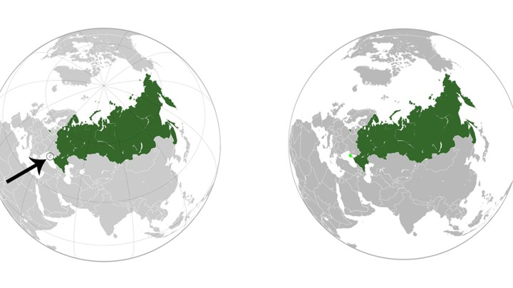Should Wikipedia Put Crimea on the Russian Map? - The Atlantic on canada russia map, croatia russia map, soviet russia map, sochi russia map, yalta map, grossliebental russia map, moldova russia map, europe and russia map, kazan russia map, black sea map, ukraine map, kiev russia map, volga river russia map, moscow russia map, crops in russia map, crimean war map, odessa russia map, ural mountains russia map, israel russia map, kaliningrad russia map,