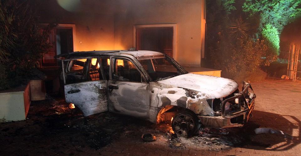что произошло в бенгази в 2012 году