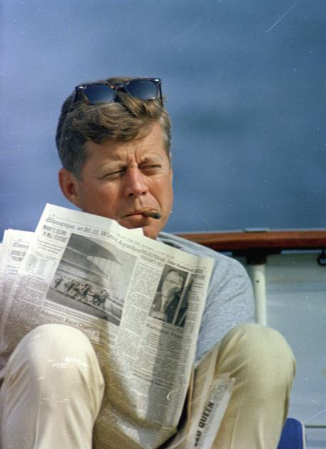 Never-Before-Seen Photos of the Kennedy Family - The Atlantic